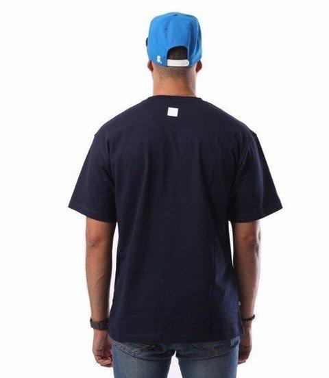 SmokeStory-Outline Colors T-Shirt Granat