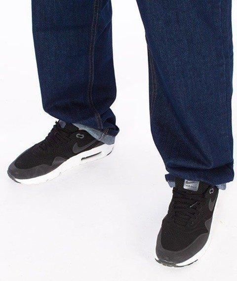 SmokeStory-SMG Regular Jeans Dark Blue