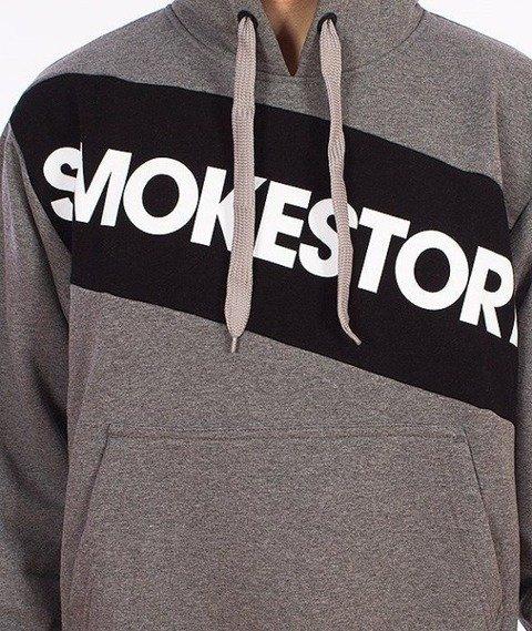 SmokeStory-SSG Belt Bluza Kaptur Grafitowa
