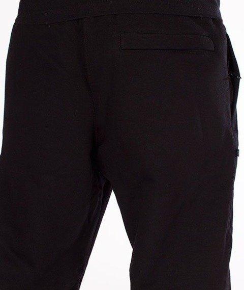 SmokeStory-SSG Classic Jogger Spodnie Dresowe Czarne