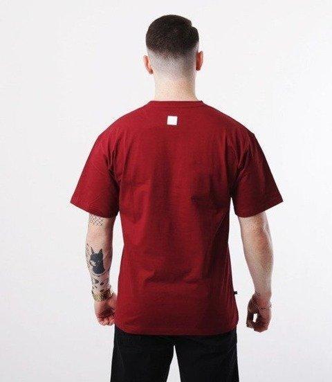 SmokeStory-SSG Classic T-Shirt Bordowy