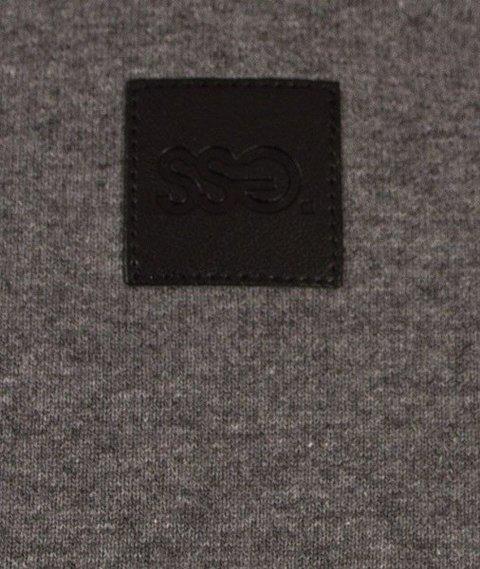 SmokeStory-SSG Crew Bluza Ciemny Melanż