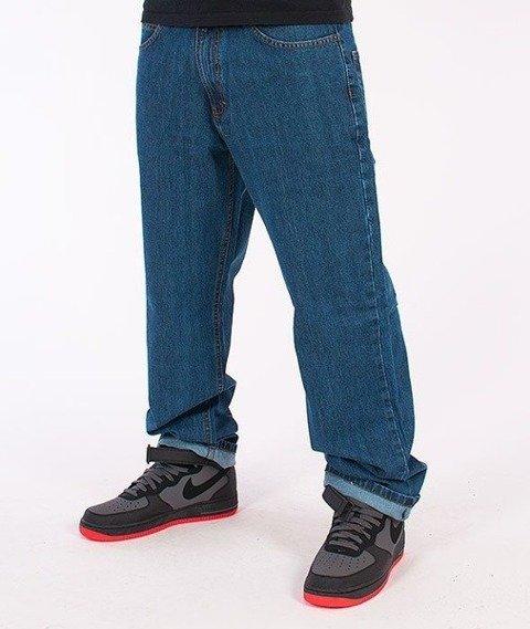SmokeStory-SSG Regular Jeans Medium Blue