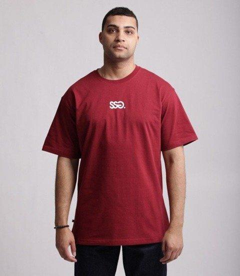 SmokeStory-SSG Small Classic T-Shirt Bordo