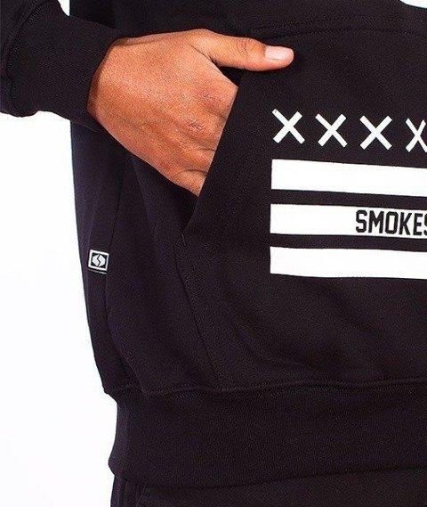 SmokeStory-Square Bluza Kaptur Czarny