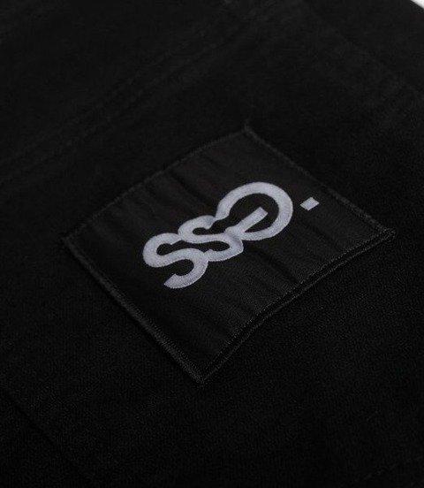 SmokeStory-Square SSG Krótkie Spodnie Czarny Jeans