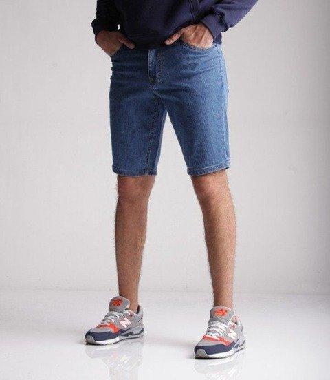 SmokeStory-Square SSG Krótkie Spodnie Light Jeans