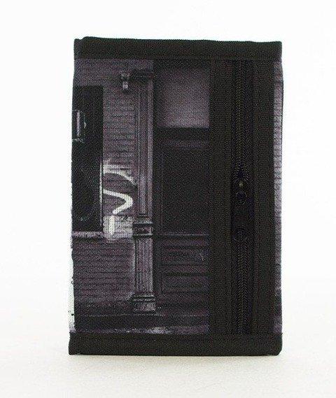 SmokeStory-Street Portfel Czarny