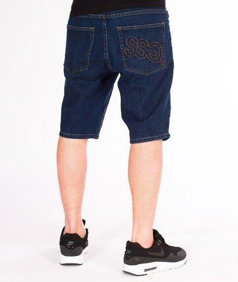SmokeStory-Szorty Jeans Outline SSG Medium