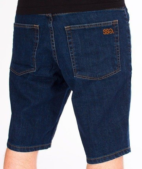 SmokeStory-Szorty Jeans SSG Classic Medium