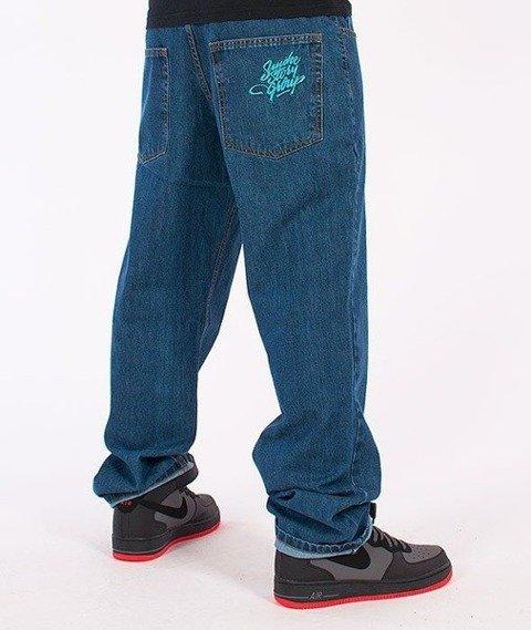 SmokeStory-Tag Regular Jeans Medium Blue