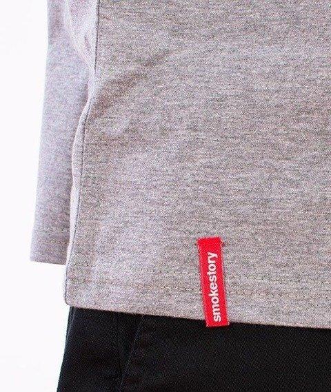 SmokeStory-Tag T-Shirt Szary