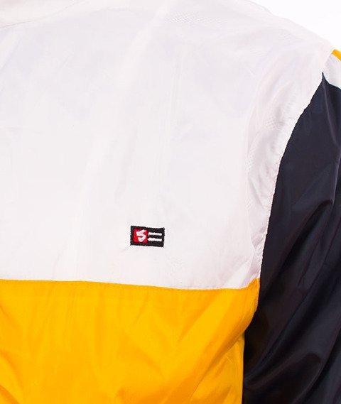 Southpole-Wind Series Jacket Color Block Windbreaker Kurtka Wiatrówka Navy
