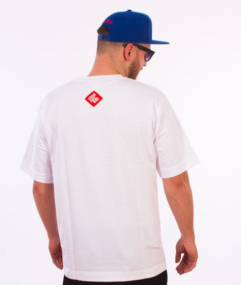 Stoprocent-Breil T-Shirt Biały