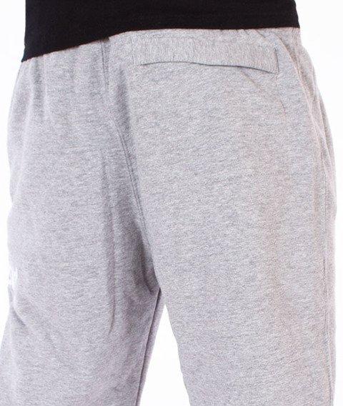 Stoprocent-CS Simple17 Spodnie Dresowe Szare