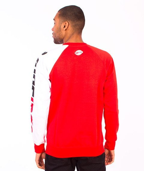 Stoprocent-CS Sleeve Bluza Red/White