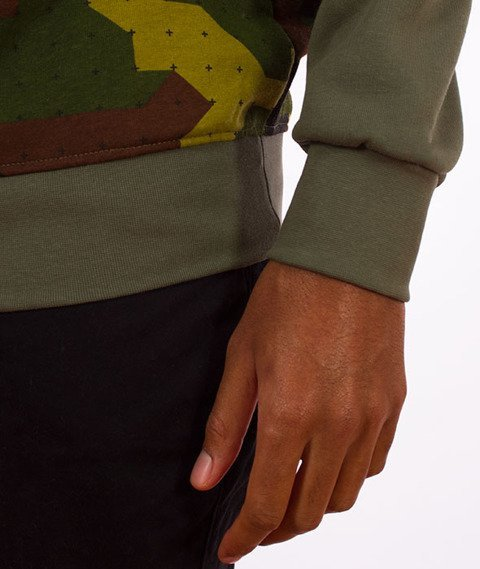 Stoprocent-Camu17 Bluza Camu Green