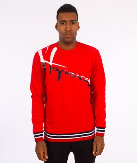 Stoprocent-Downhill17 Bluza Red