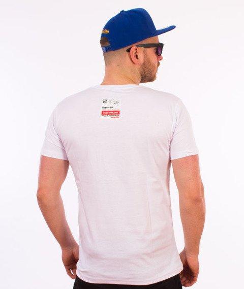 Stoprocent-Pervert T-Shirt Biały