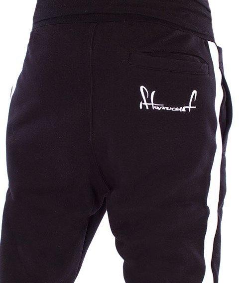 Stoprocent-SDC Dash Spodnie Jogger Dresowe Black