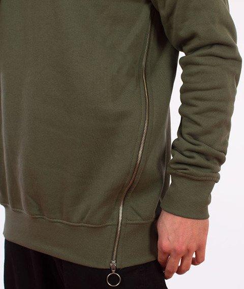 Stoprocent-Sideziptag Bluza Khaki