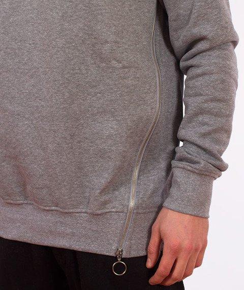 Stoprocent-Sideziptag Bluza Szara