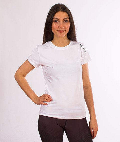 Stoprocent-TDS Base T-Shirt Damski White