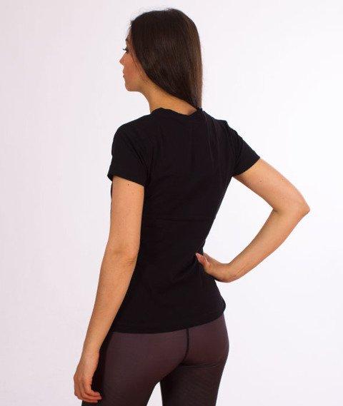 Stoprocent-TDS Tag18 T-Shirt Damski Black