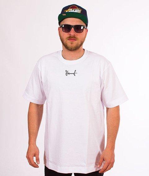 Stoprocent-TM Baggy Base T-Shirt Biały