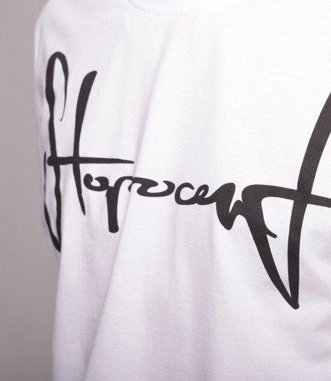 Stoprocent TM TAG T-Shirt Baggy Biały