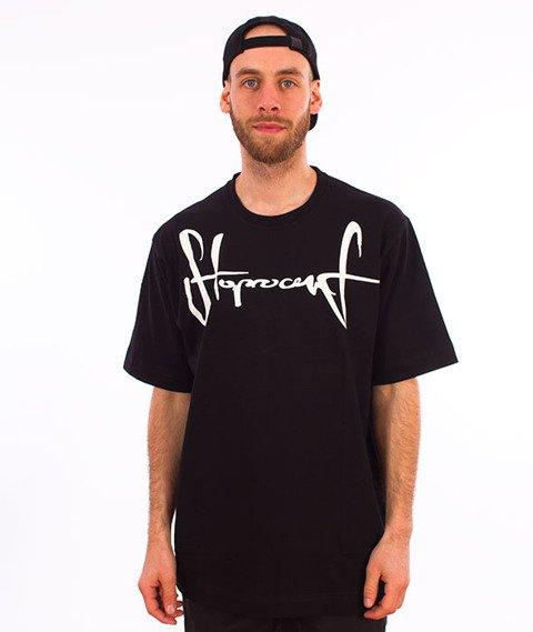 Stoprocent TM TAG T-Shirt Black