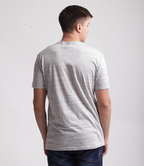 Stoprocent TMS Base Smalltag Slim T-shirt Szary Nopki
