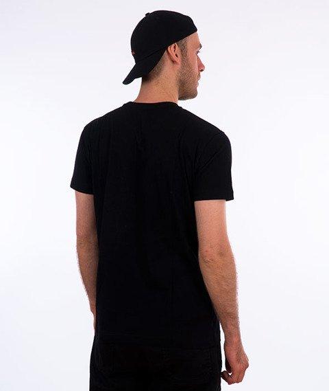 Stoprocent-TMS Jail Light T-Shirt Black