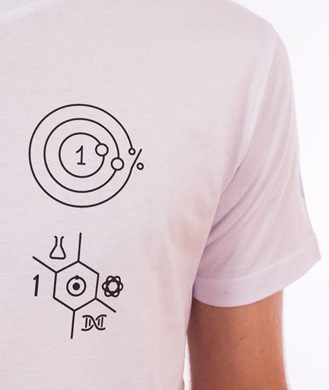 Stoprocent-TMS SNF T-Shirt White
