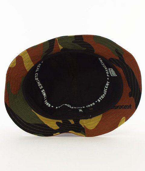 Stoprocent-Tag Bucket Hat Camo