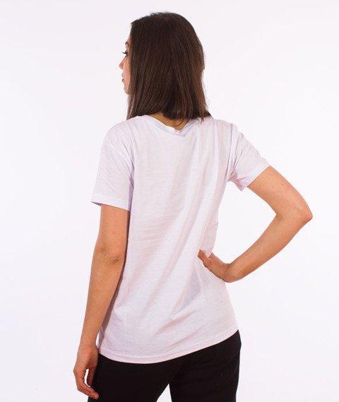 Stoprocent-Tag17 T-Shirt Damski Biały