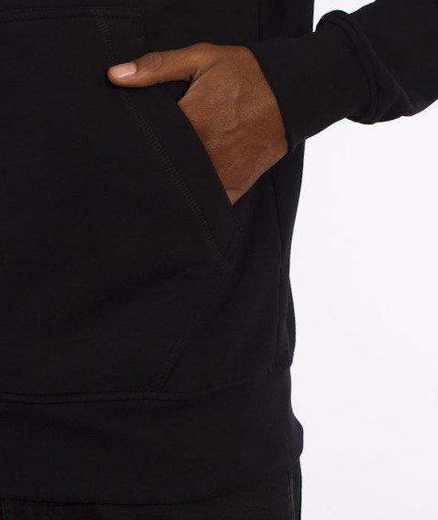 Stoprocent-Tagzip16 Bluza Kaptur Rozpinana Czarna