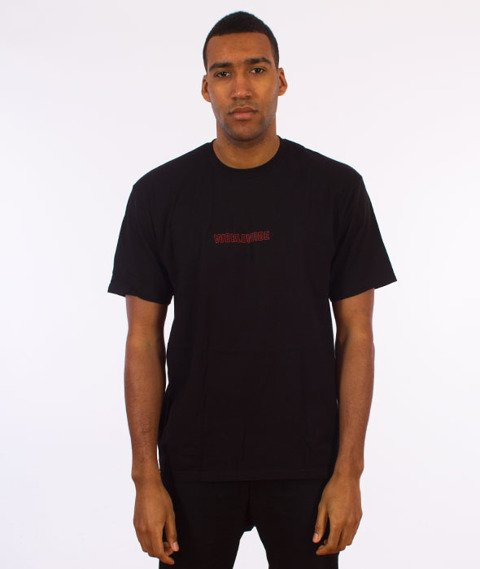 Stussy-Circle Tour T-Shirt Black