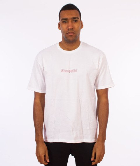 Stussy-Circle Tour T-Shirt White