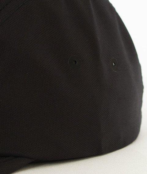 Stussy-Crushable Camp Cap 5 Panel Czapka Black