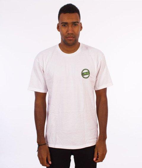 Stussy-International Dot T-Shirt White
