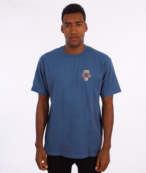 Stussy-S Tribe T-Shirt Stalowy