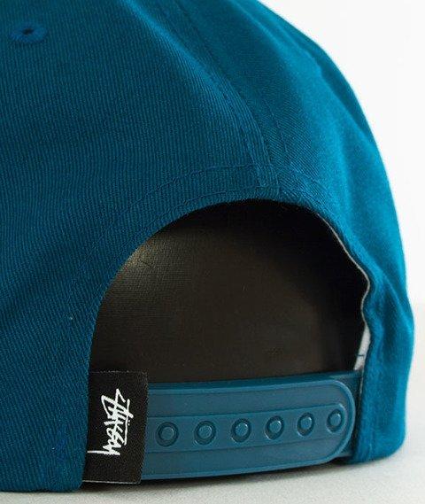 Stussy-Stock Sp18 Cap Czapka Teal