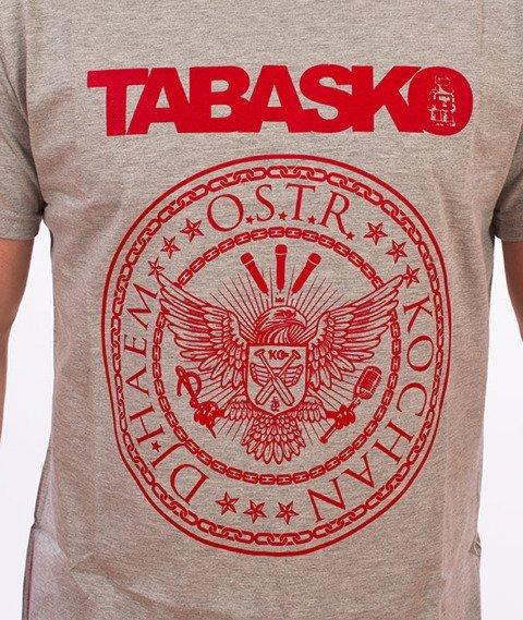 Tabasko-Eagle T-Shirt Szary