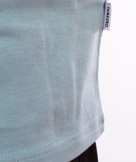 Tabasko-Jigsaw T-Shirt Błękitny