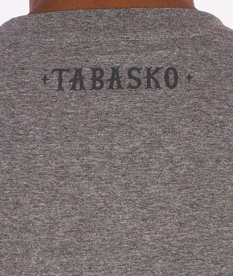 Tabasko-Nie Lubię T-Shirt Szary