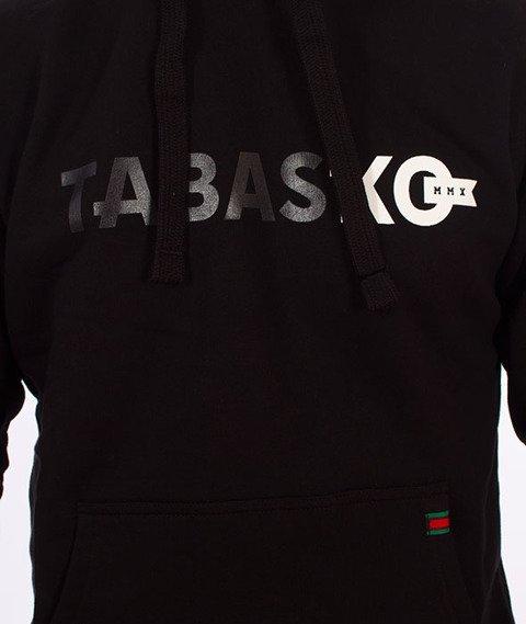 Tabasko-TabasKO Bluza Kaptur Czarna