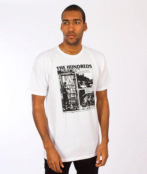 The Hundreds-Riot T-Shirt White