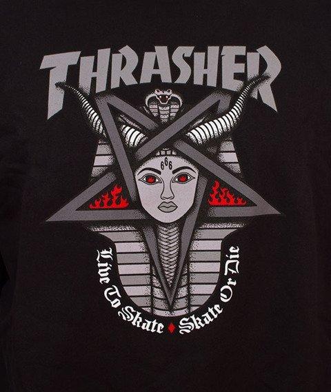Thrasher-Goddess Bluza Czarna