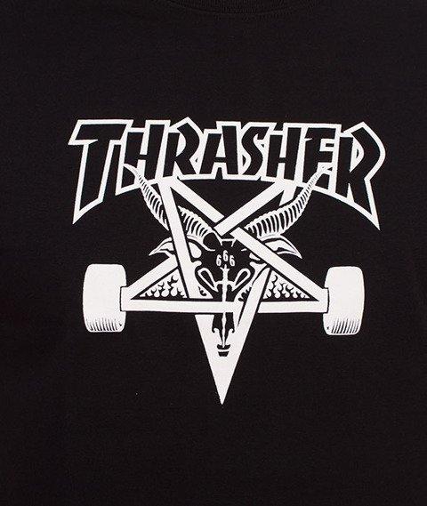 Thrasher-SK8 Goat T-Shirt Czarny